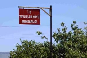 YAVUZLAR MAHALLESİ MUHTARIMIZ ATACAN İŞLEYEN'İ ZİYARET ETTİK