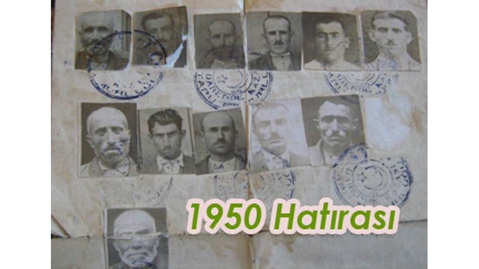 1950 HATIRASI